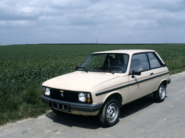 1983 Citroën LNA 282091