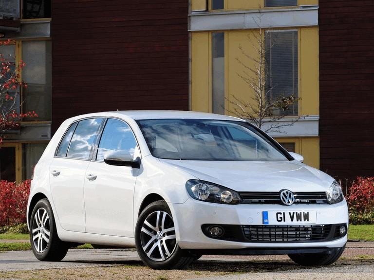 2010 Volkswagen Golf Match - UK version 282174