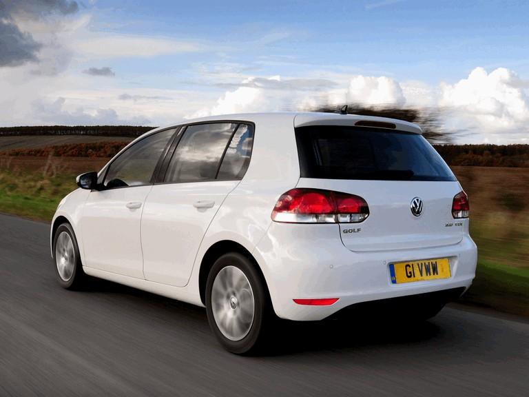 2010 Volkswagen Golf Match - UK version 282176