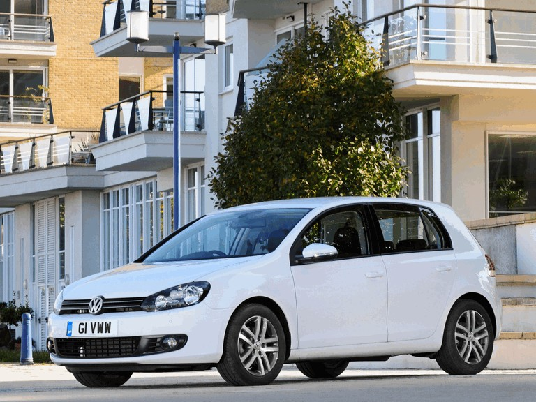 2010 Volkswagen Golf Match - UK version 282177
