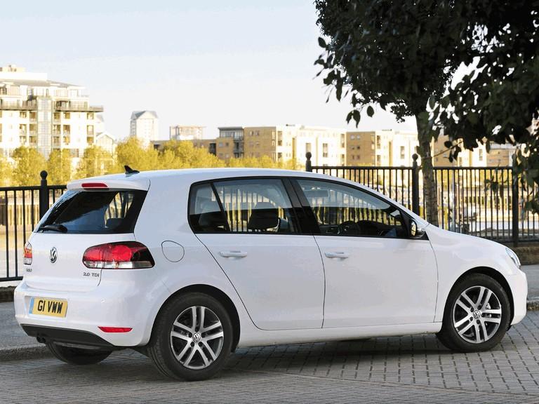 2010 Volkswagen Golf Match - UK version 282184