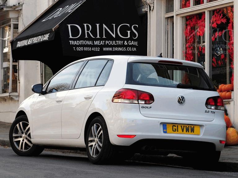 2010 Volkswagen Golf Match - UK version 282185