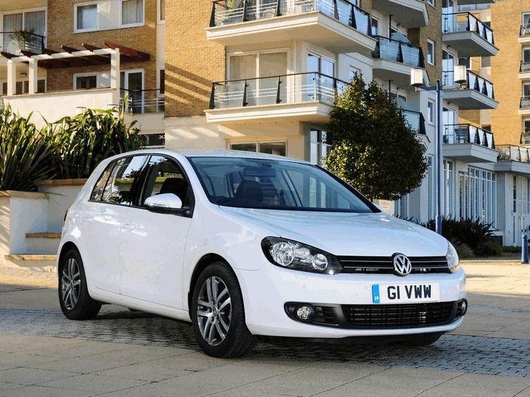 2010 Volkswagen Golf Match - UK version 282187