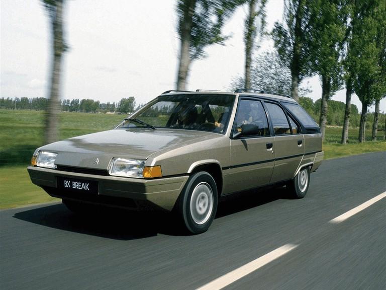 1985 Citroën BX Break 19TRS 282540