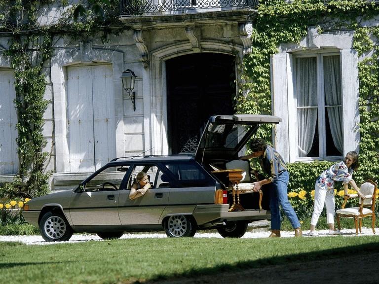 1985 Citroën BX Break 19TRS 282542