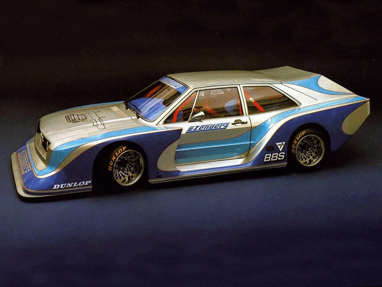 1985 Volkswagen Scirocco by Zender - Free high resolution car images