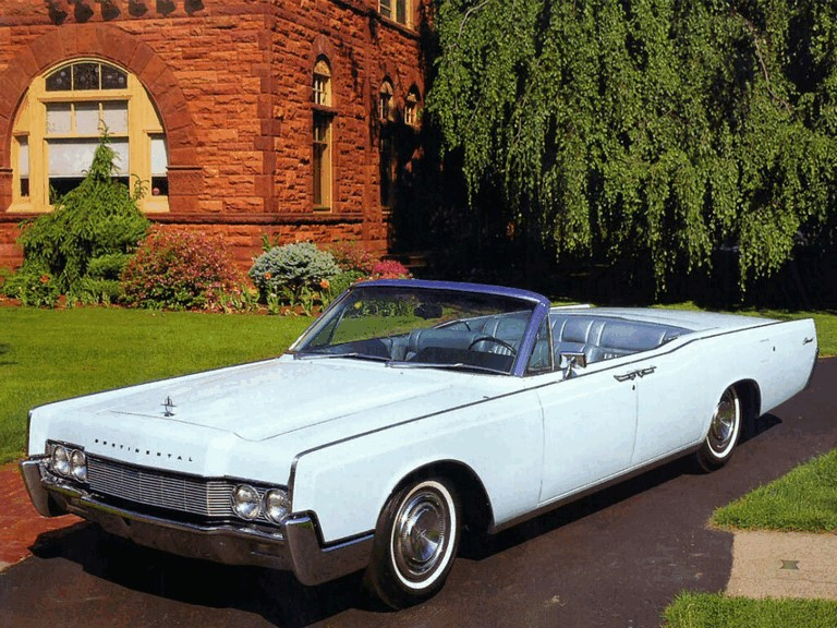 1967 Lincoln Continental Convertible 282756 Best Quality Free
