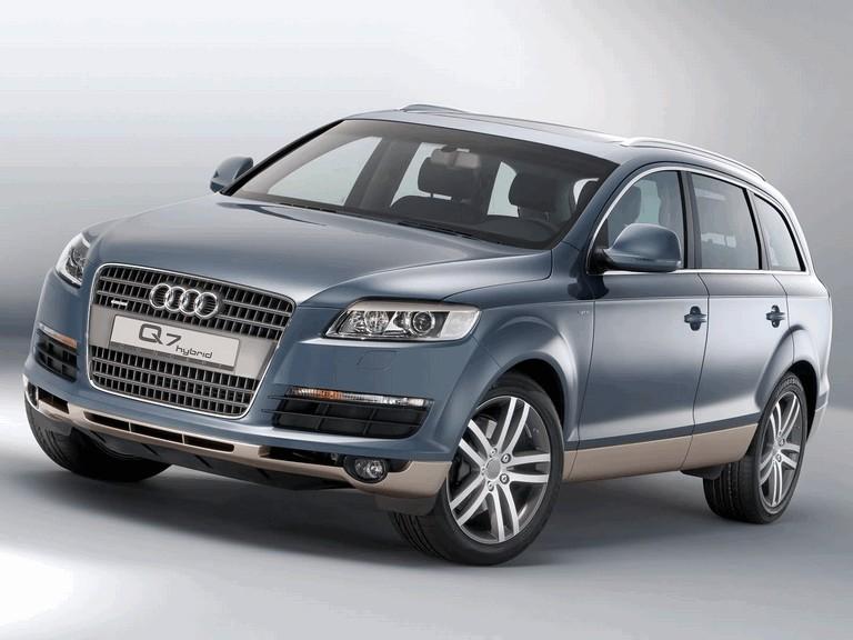 2005 Audi Q7 Hybrid 4.2 quattro concept 204010