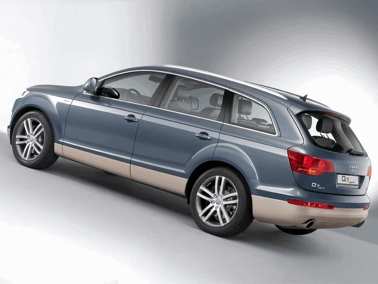 2005 Audi Q7 Hybrid 4.2 quattro concept 204011