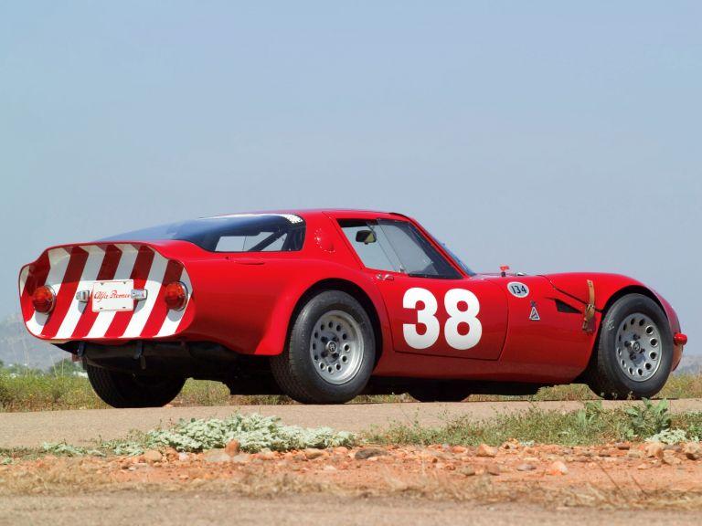1965 Alfa Romeo Giulia TZ2 535653