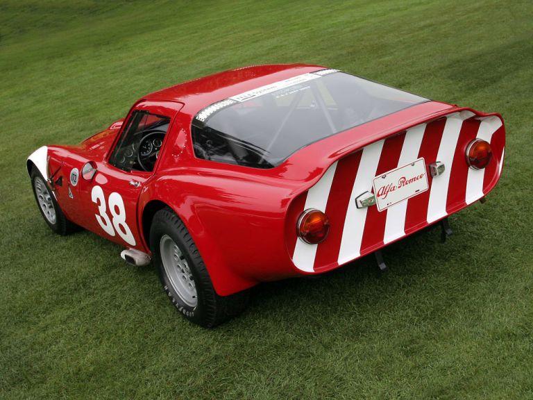 1965 Alfa Romeo Giulia TZ2 535656