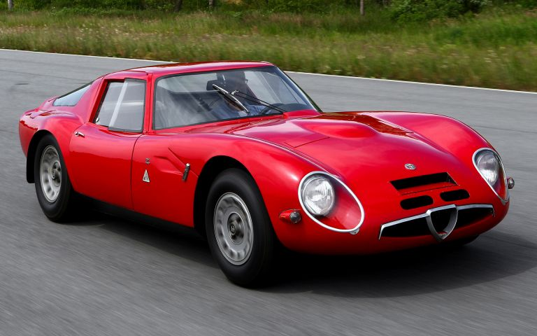 1965 Alfa Romeo Giulia TZ2 535657