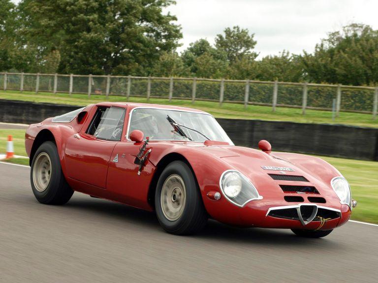 1965 Alfa Romeo Giulia TZ2 535660
