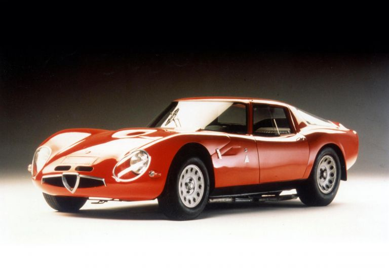 1965 Alfa Romeo Giulia TZ2 535662