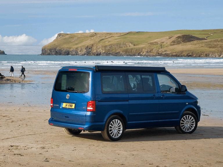 2009 Volkswagen T5 California - UK version 282894