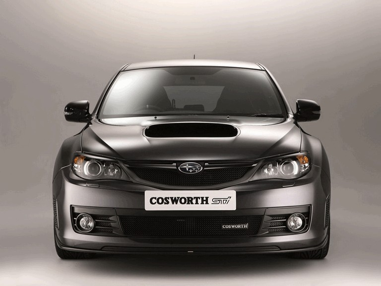 2010 Subaru Impreza STi CS400 Cosworth - UK version 282978