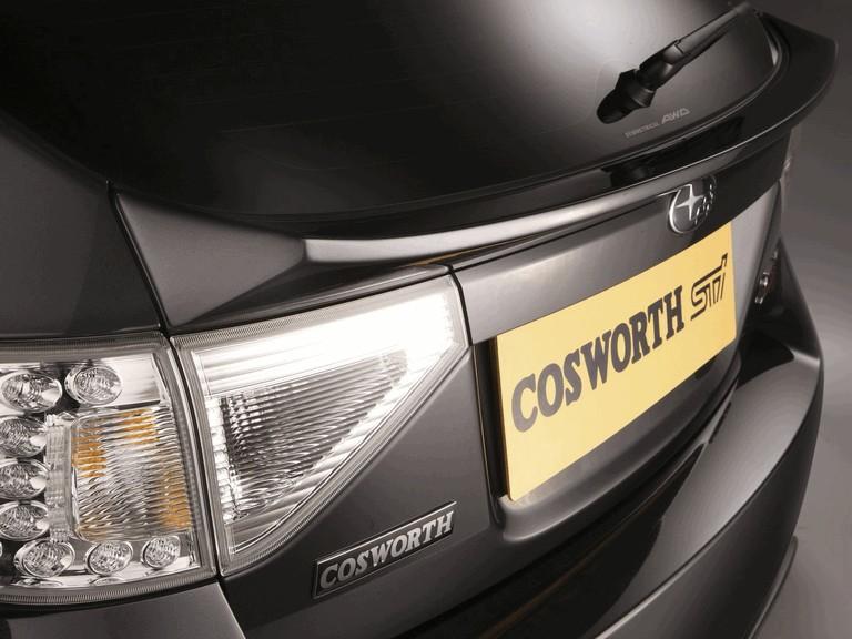 2010 Subaru Impreza STi CS400 Cosworth - UK version 282982