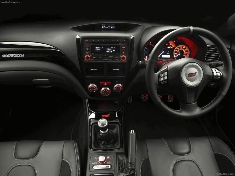 2010 Subaru Impreza STi CS400 Cosworth - UK version 282984