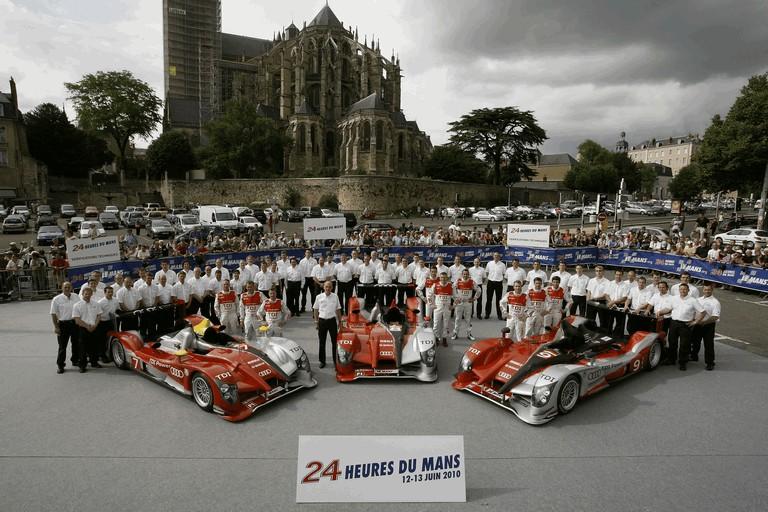 2010 Audi R15 TDI - 24hrs Le Mans 283103