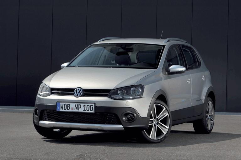 2010 Volkswagen Cross Polo 283146