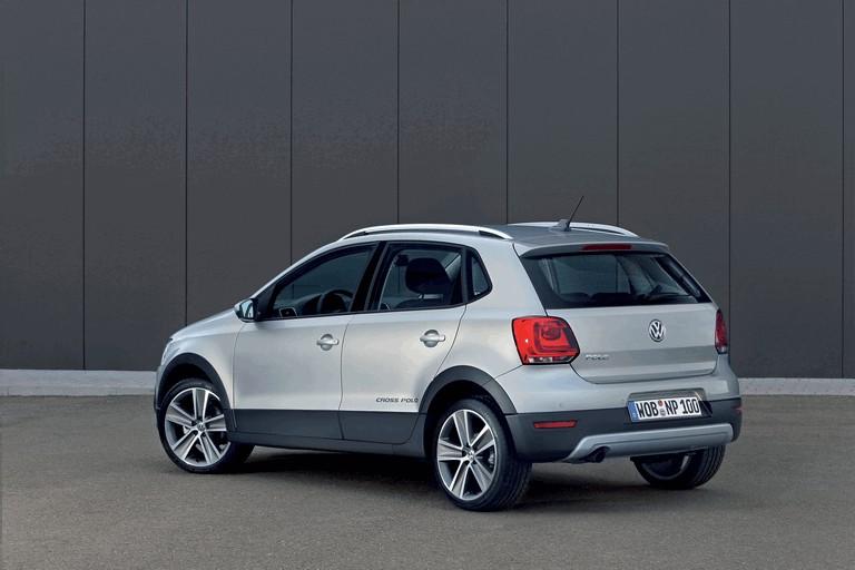 2010 Volkswagen Cross Polo 283147