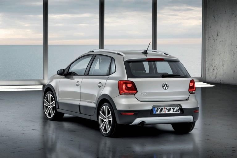 2010 Volkswagen Cross Polo 283149