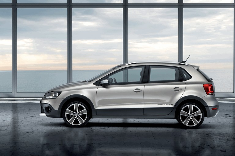 2010 Volkswagen Cross Polo 283150