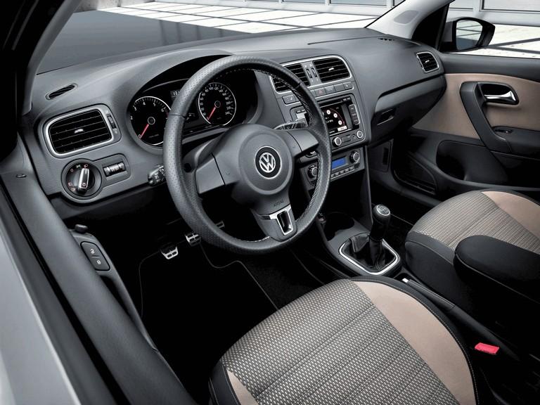 2010 Volkswagen Cross Polo 283153