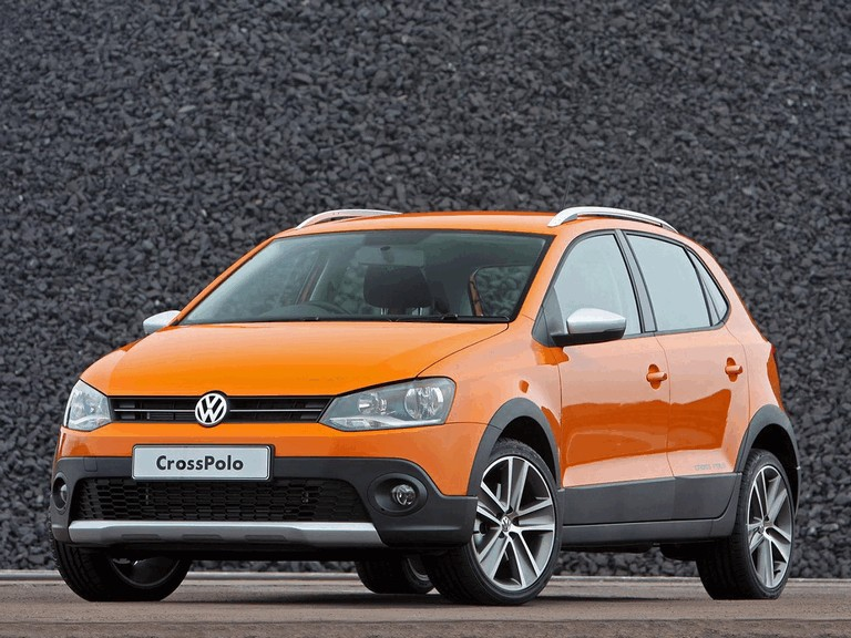 2010 Volkswagen Cross Polo - UK version 283158