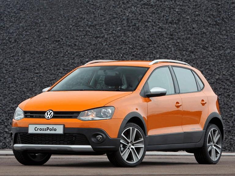2010 Volkswagen Cross Polo - UK version 283159