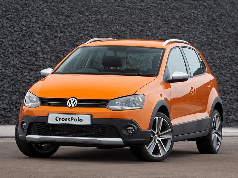 2010 Volkswagen Cross Polo - UK version 283161
