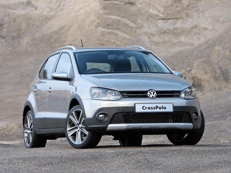 2010 Volkswagen Cross Polo - UK version 283164