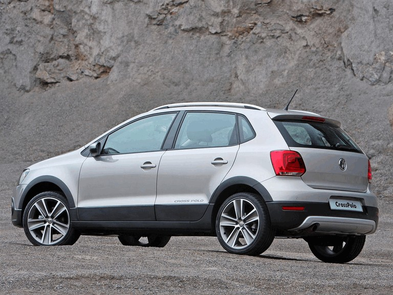 2010 Volkswagen Cross Polo - UK version 283167