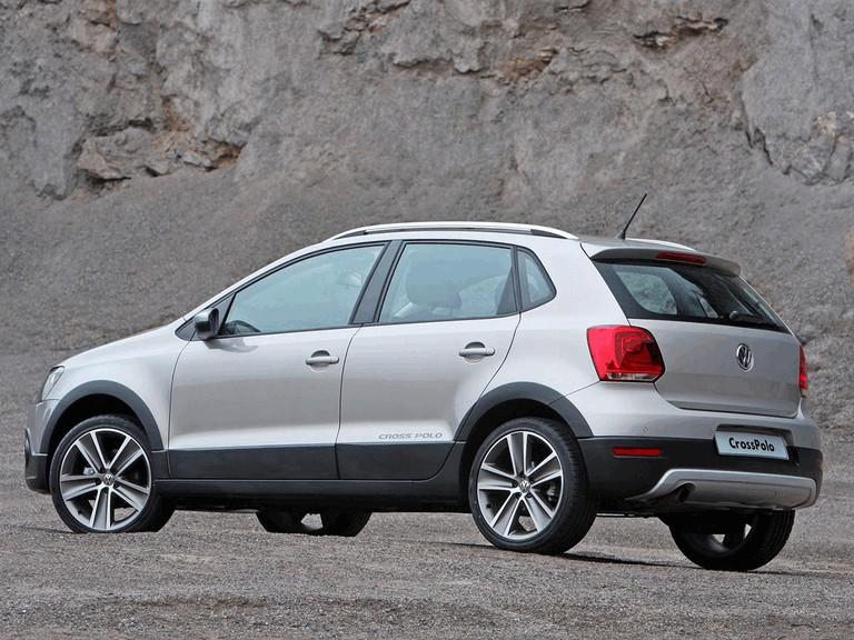 2010 Volkswagen Cross Polo - UK version 283167