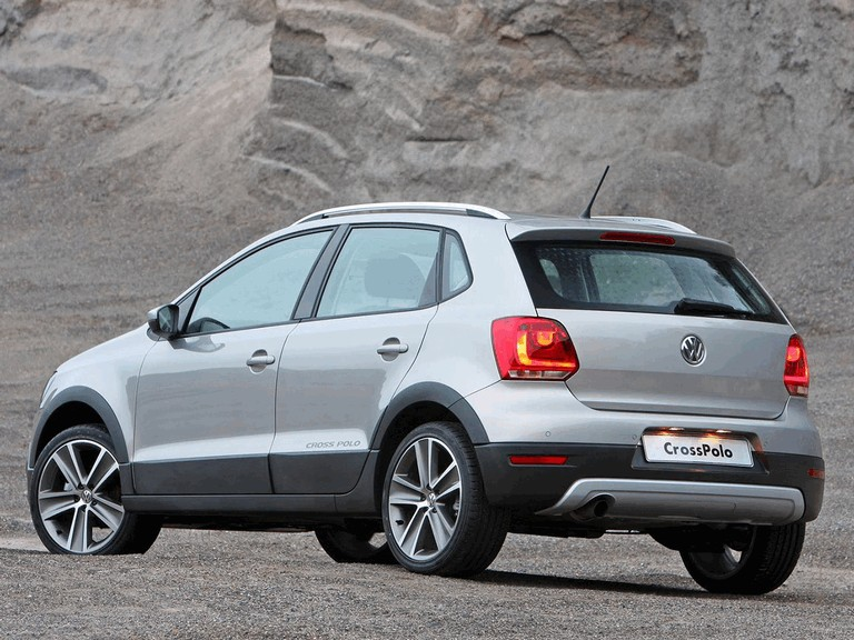 2010 Volkswagen Cross Polo - UK version 283168