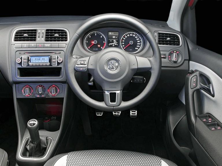 2010 Volkswagen Cross Polo - UK version 283170