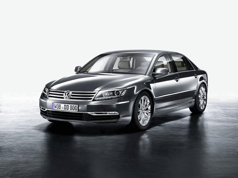2010 Volkswagen Phaeton 283175