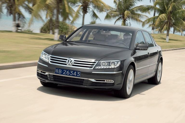 2010 Volkswagen Phaeton 283183