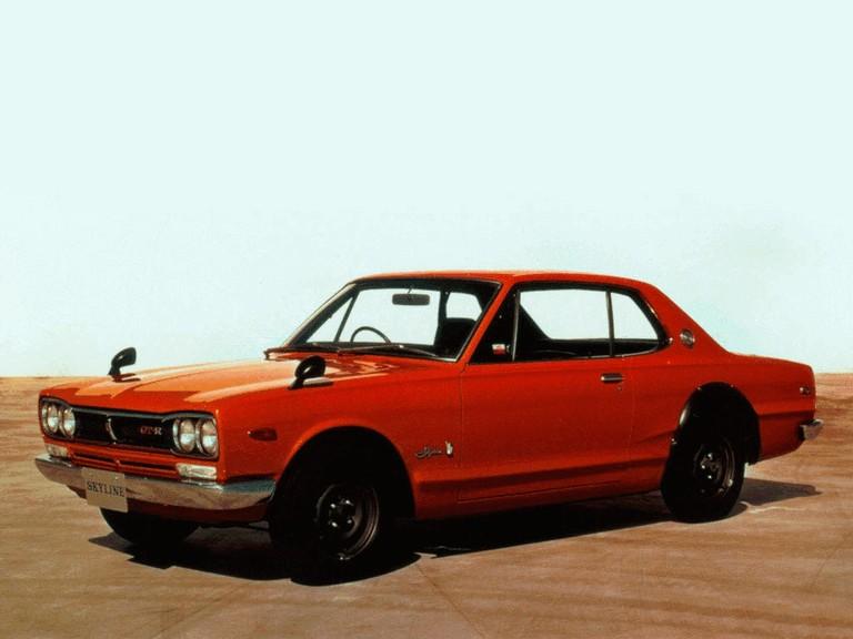 1969 Nissan Skyline 2000 GT-R ( C10 ) 283359
