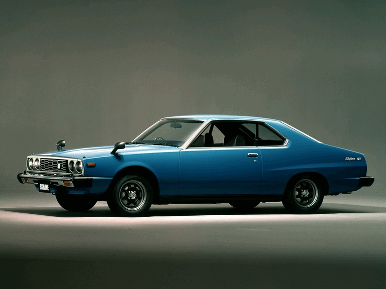 1977 Nissan Skyline 2000GT ( C210 ) 283369