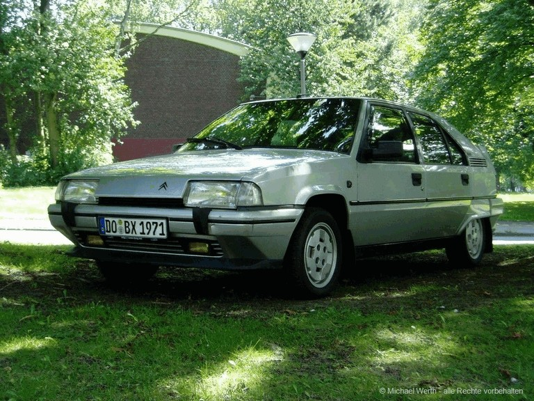 1986 Citroën BX 283391