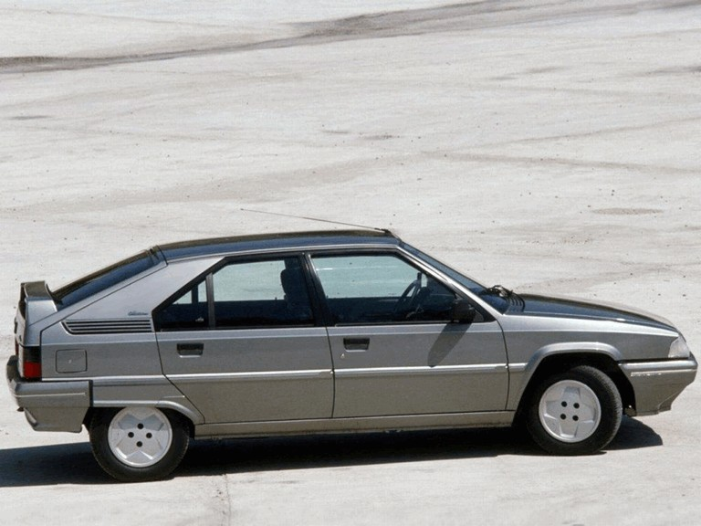 1986 Citroën BX 283393