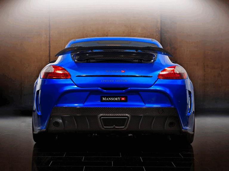 2010 Porsche Panamera Turbo by Mansory 283724