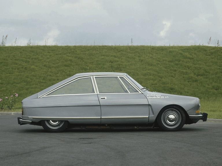 1969 Citroen M35 prototype 361686