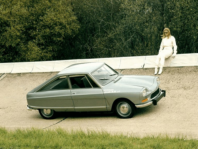1969 Citroen M35 prototype 361687
