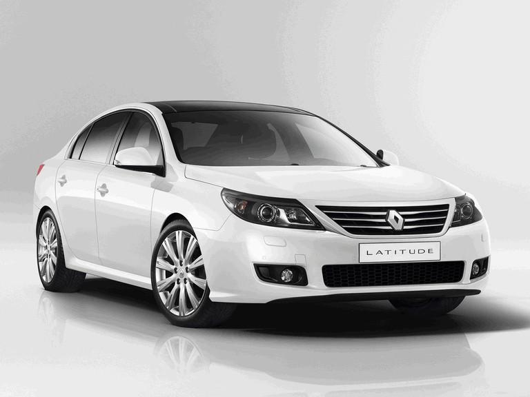 2010 Renault Latitude 283945