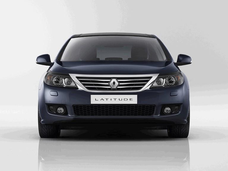 2010 Renault Latitude 283948