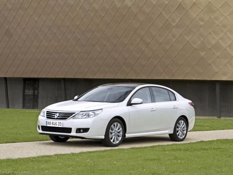 2010 Renault Latitude 283951