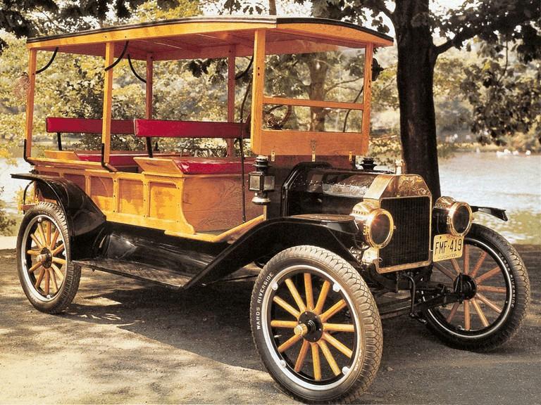 1912 Ford Model T Depot Hack 284036