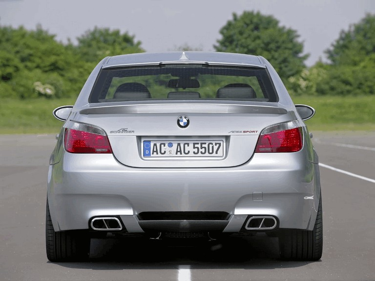 2005 Ac Schnitzer Acs5 Sport Based On Bmw M5 204260 Best Quality Free High Resolution Car Images Mad4wheels